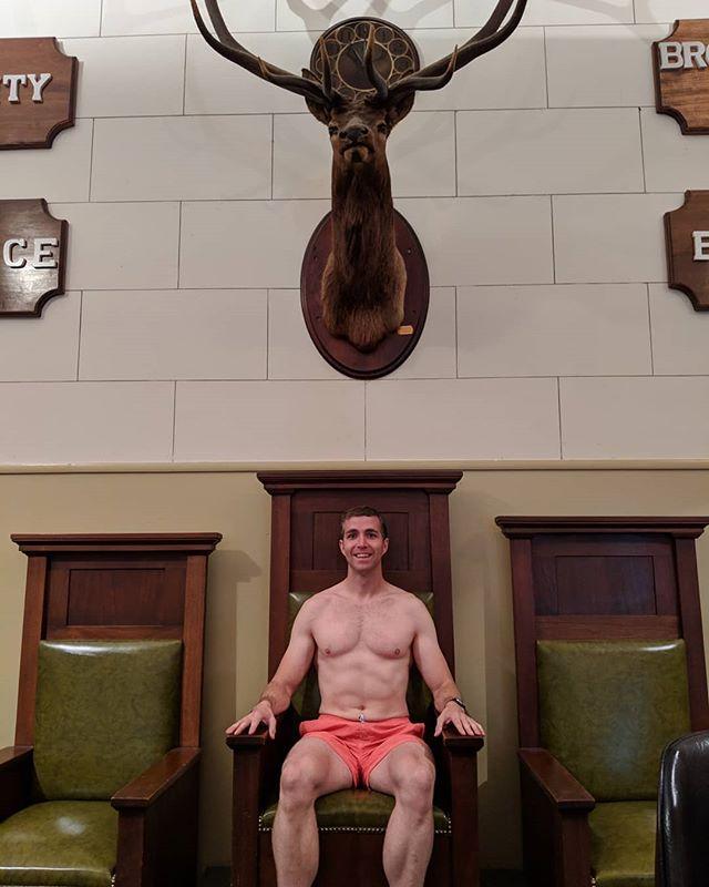 King of the Elk.