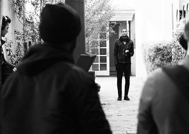 #BTS 🎬🎥🎬🎥 ——————————————— #IAmGaryThomas #singer #songwriter #Actor #host #artist #entertainer #entertainment #brotherhood #fashion #mensfashion #headshots #humble #perspective #indiemusic #indieartist #vegas #LA #hollywood