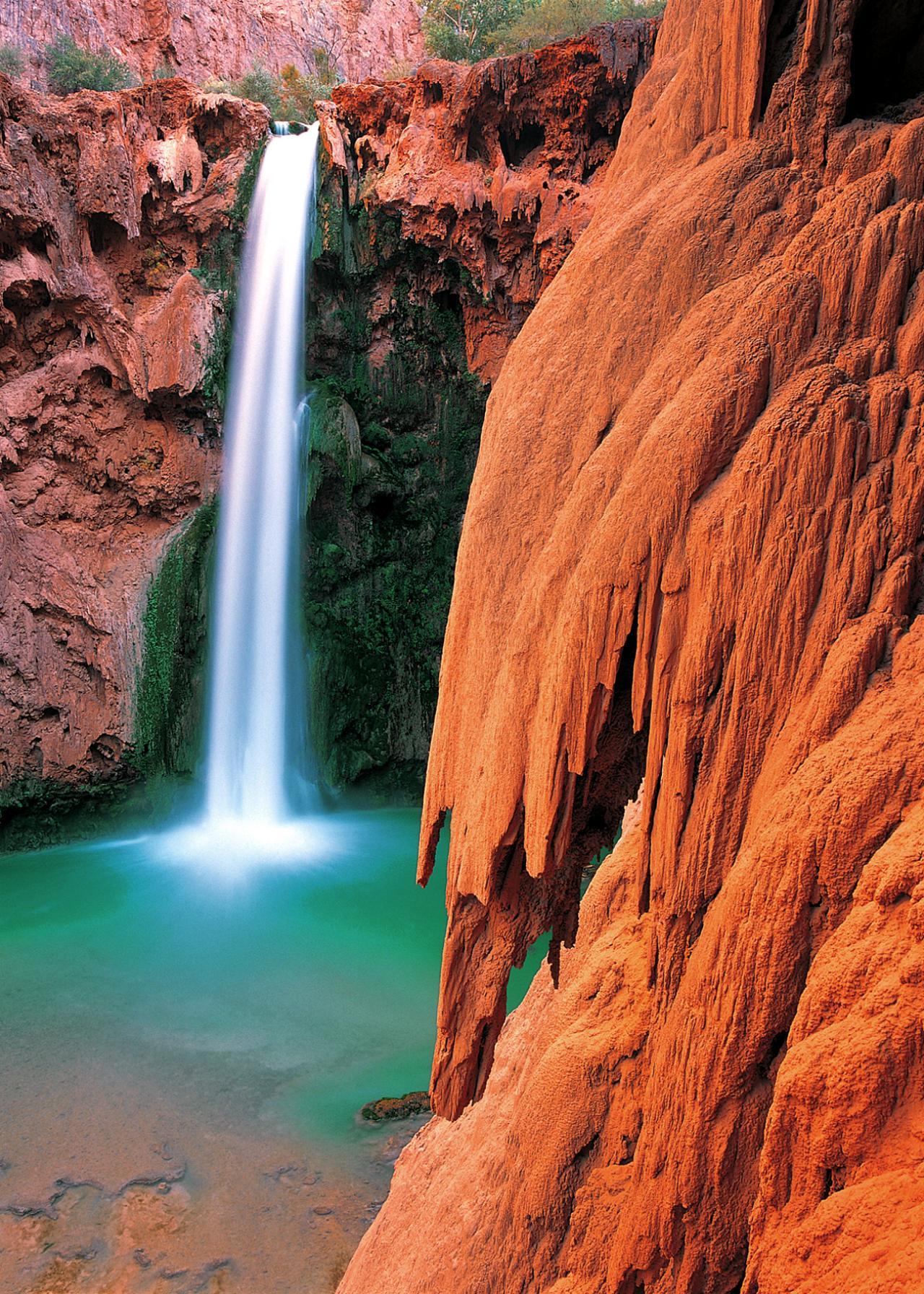 Mooney Falls- Arizona