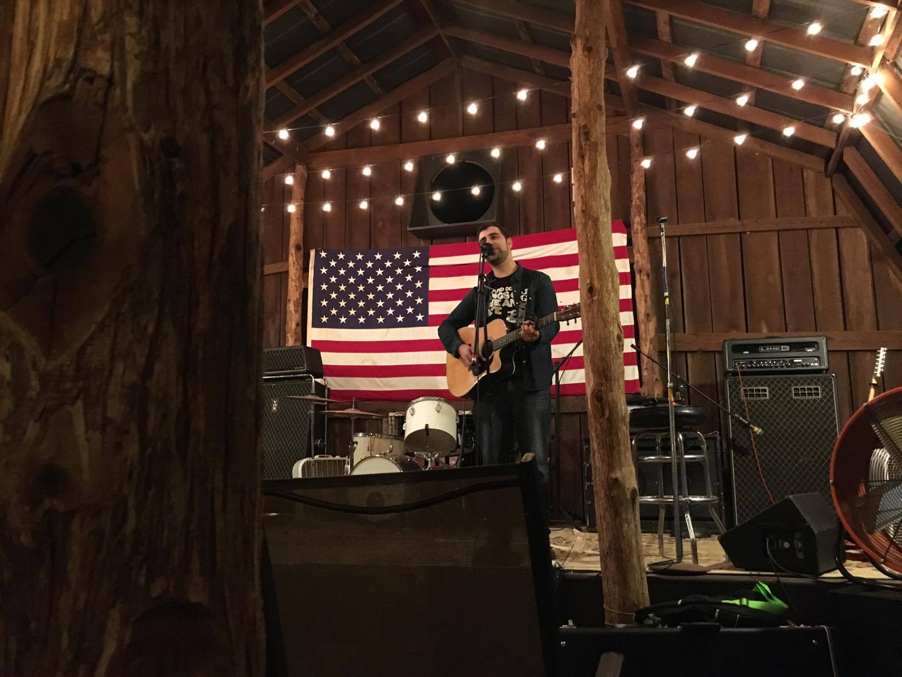 Live at the Blue Bear Barn in Antioch, TN