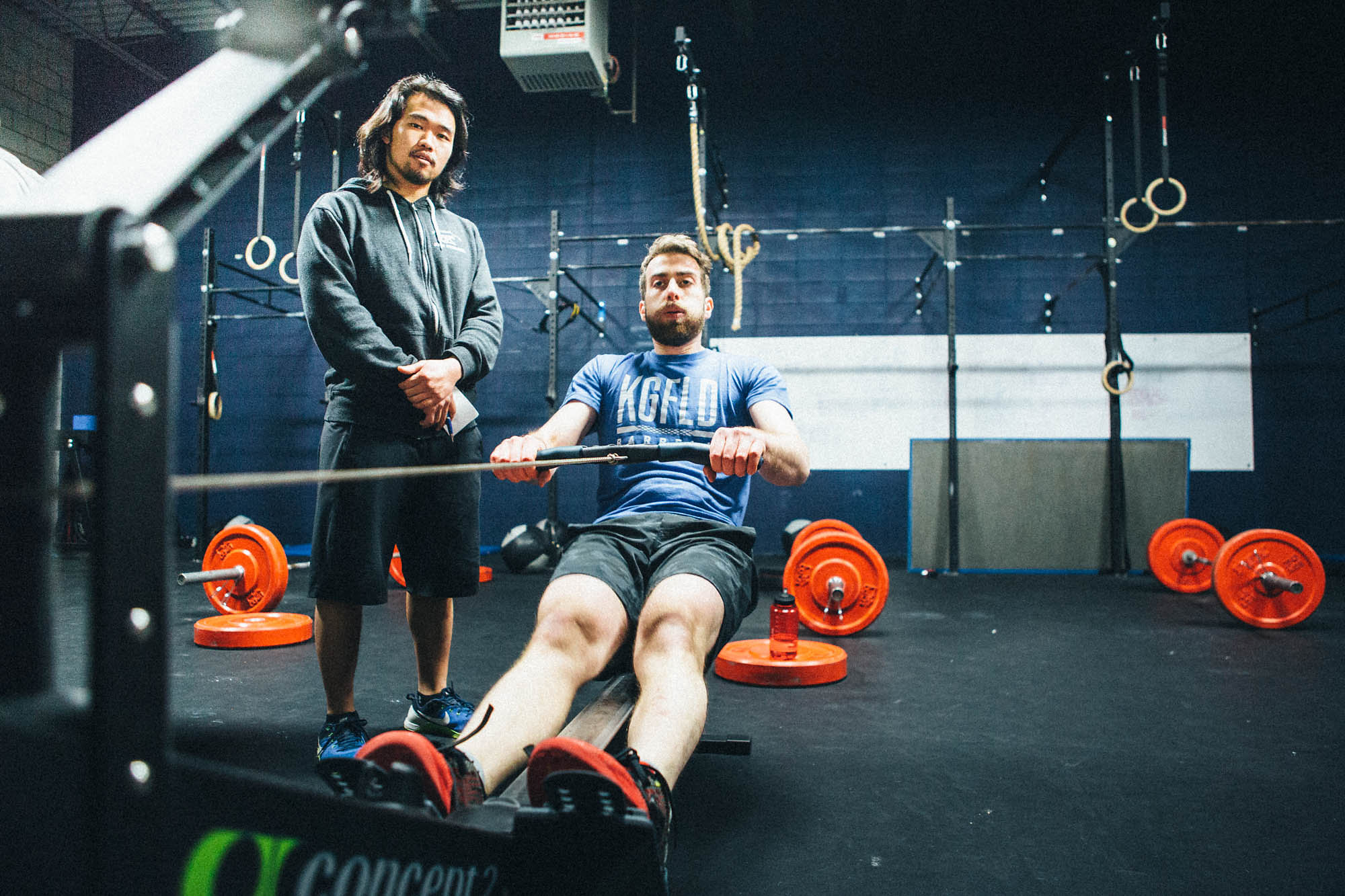 Jeremy is a proud member of CrossFit Kingfield and writes often about his experience in fitness, nutrition, mental toughness and our community on his blog Man Meets Goat (manmeetsgoat.com).