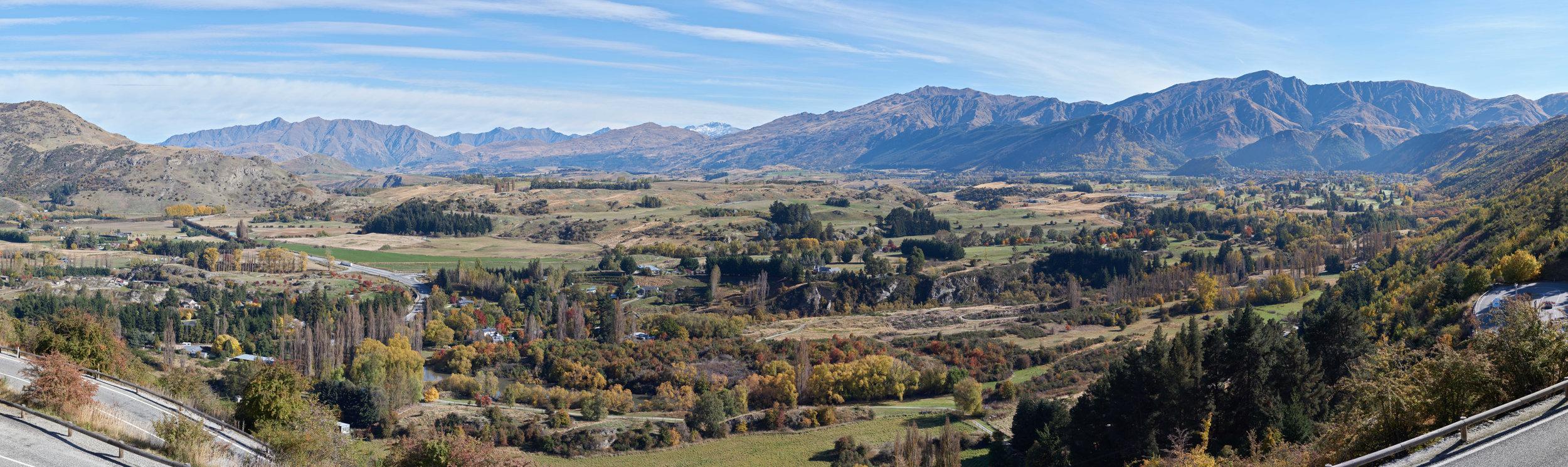Crown Range Viewpoint