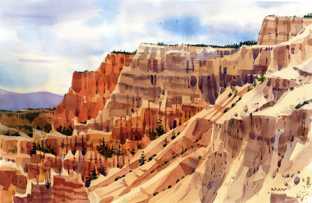Bryce Canyon, Inspiration Point
