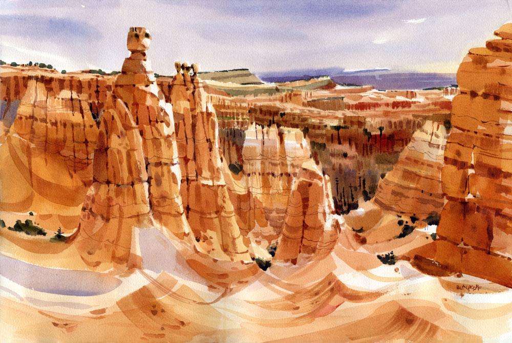 Bryce Canyon, Thors Hammer