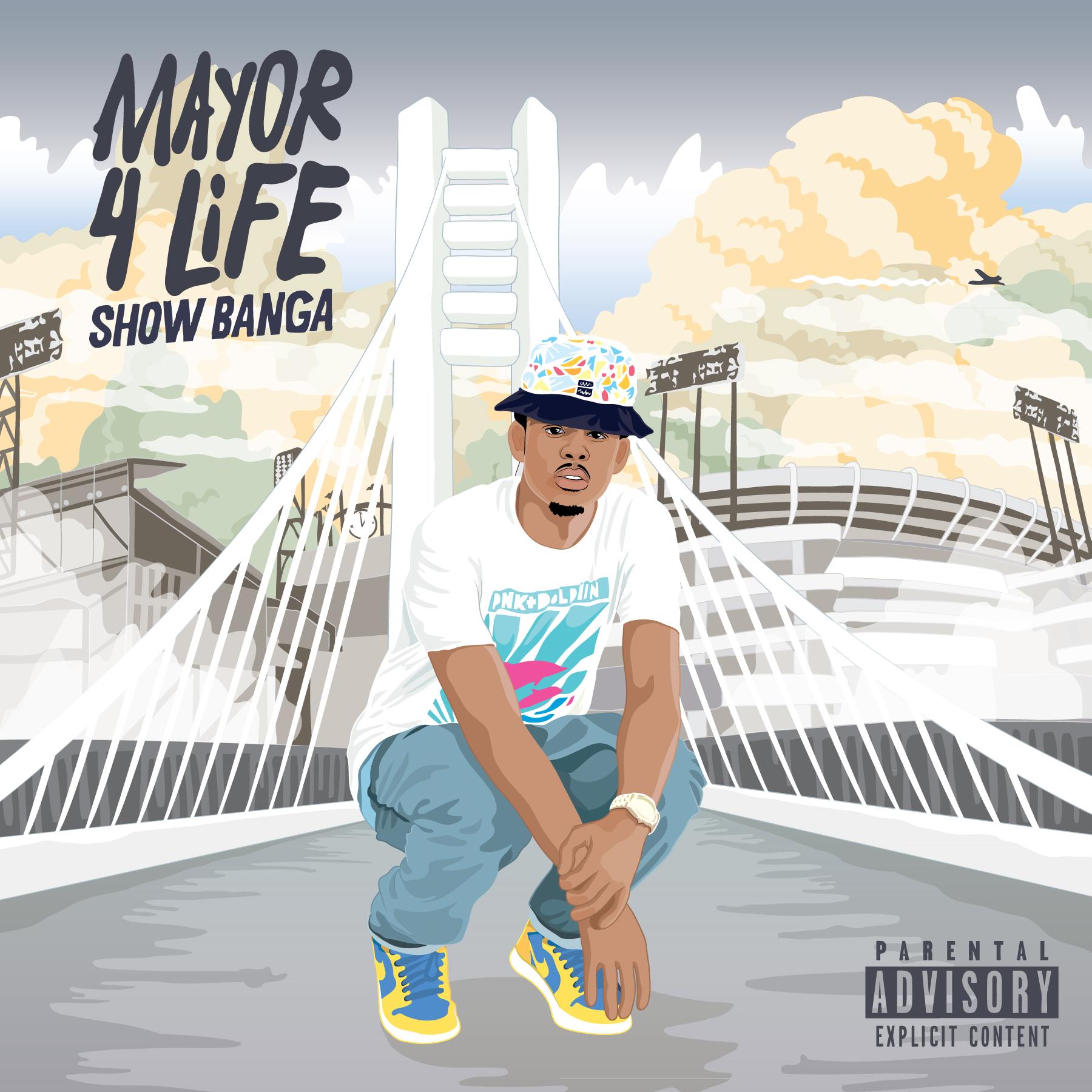 MAYOR 4 LIFE CD - $10