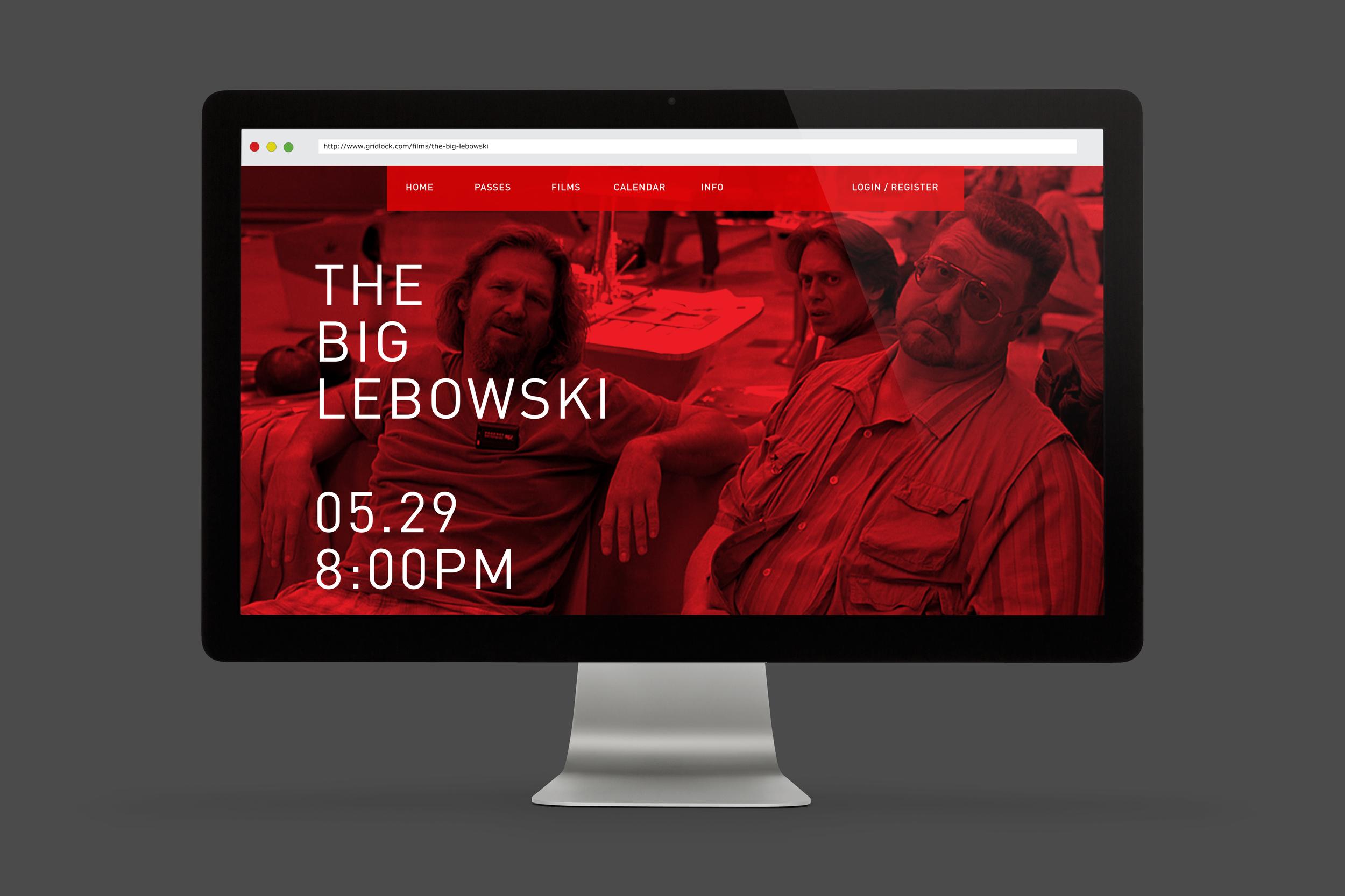 gridlock web big Lebowski 01