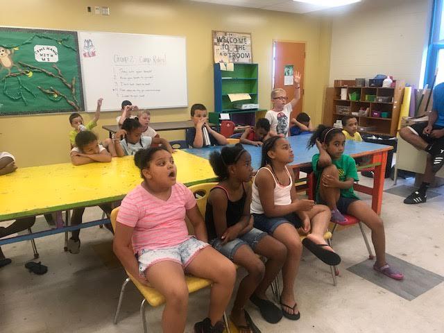 Brain Gain: summer learning loss prevention program