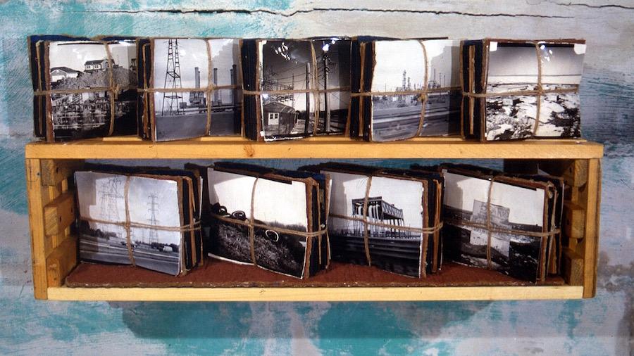 Nine Black & White Industrial Landscapes