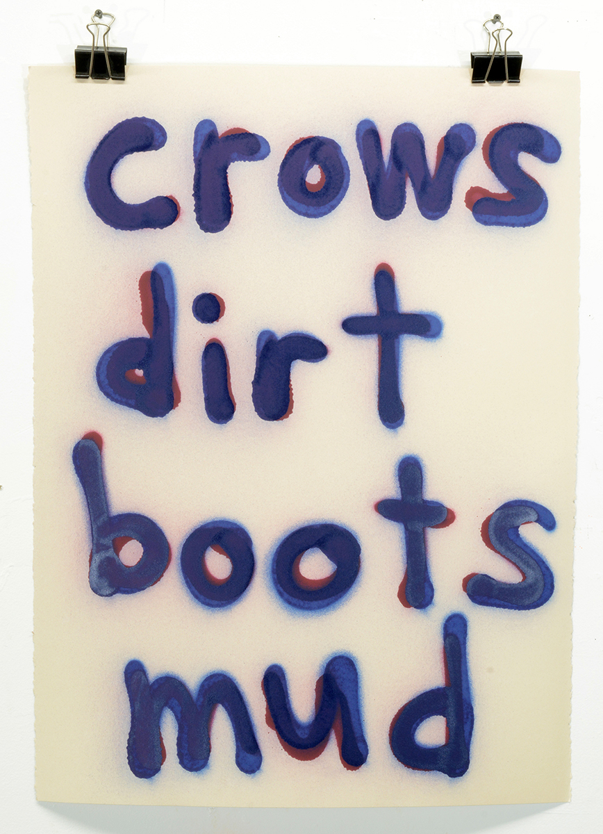 Crows Dirt Boots Mud