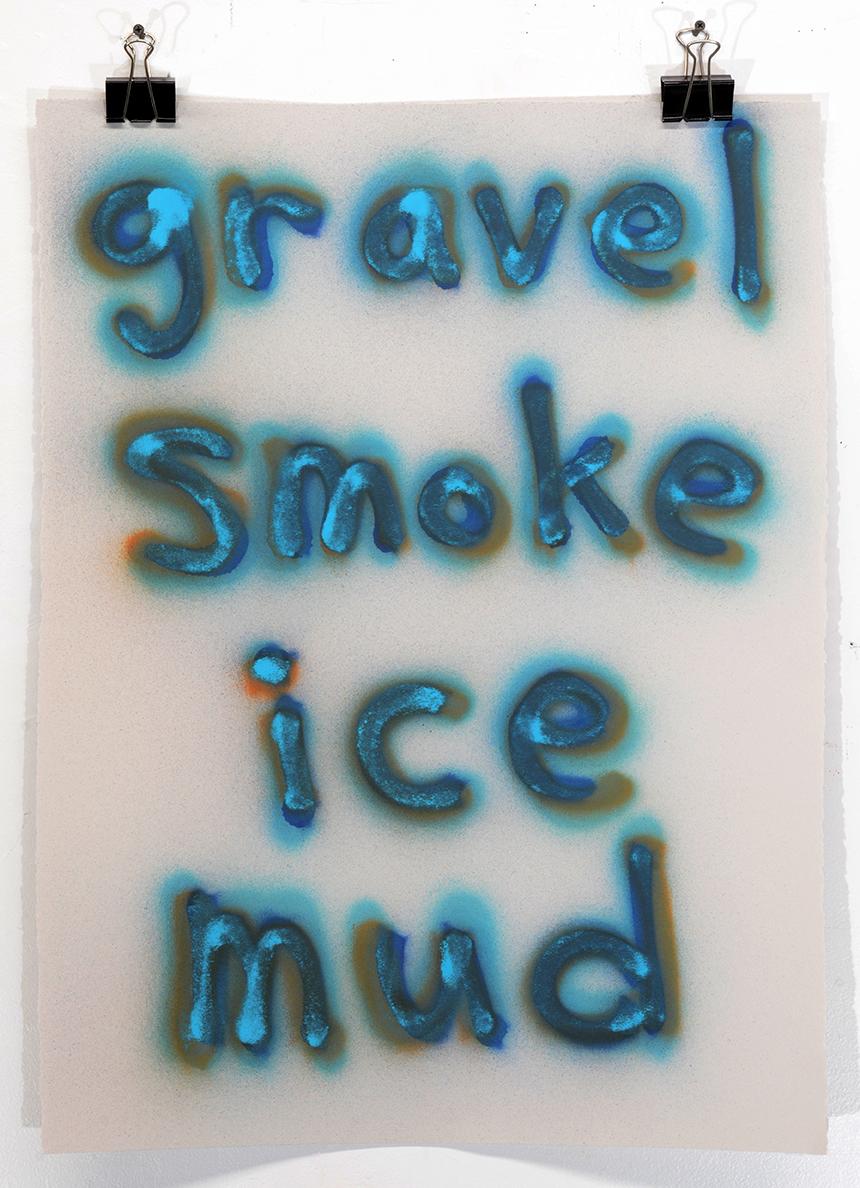 Gravel Smoke Ice Mud