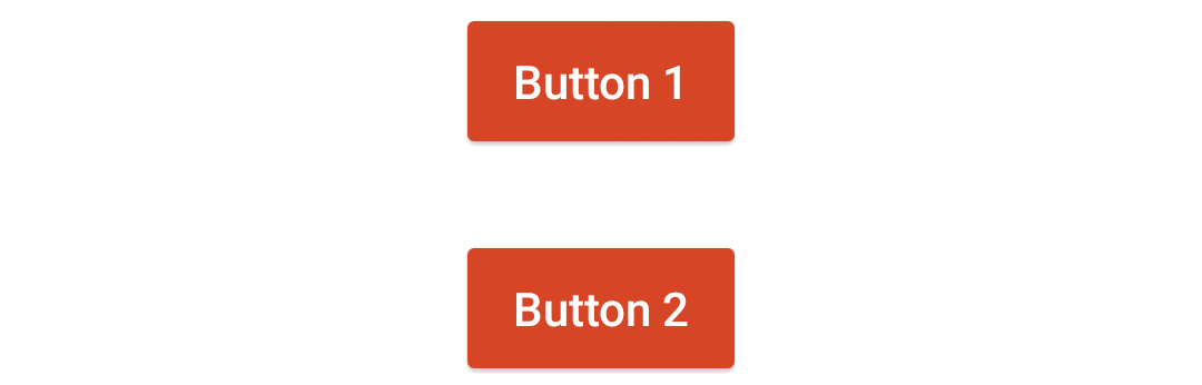 Buttons on phone in portrait mode