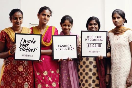 *Fashion Revolution Factory Artisans PC: fashionrevolution.org