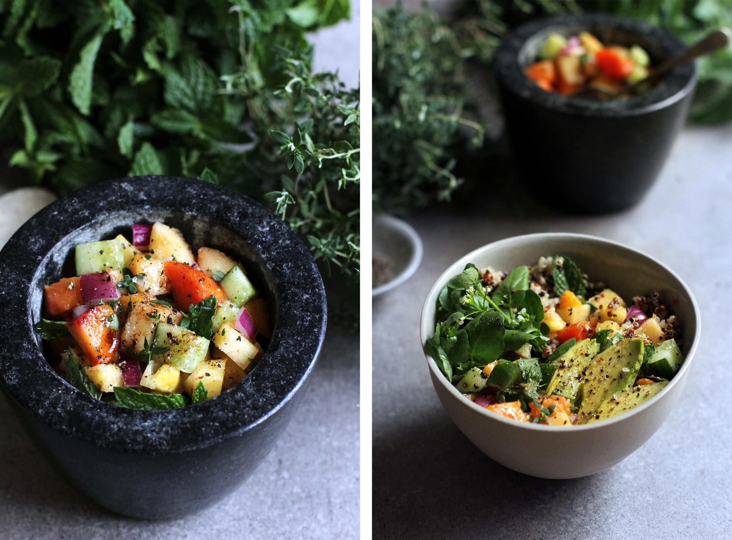 Summer Salsa⎜The Botanical Kitchen