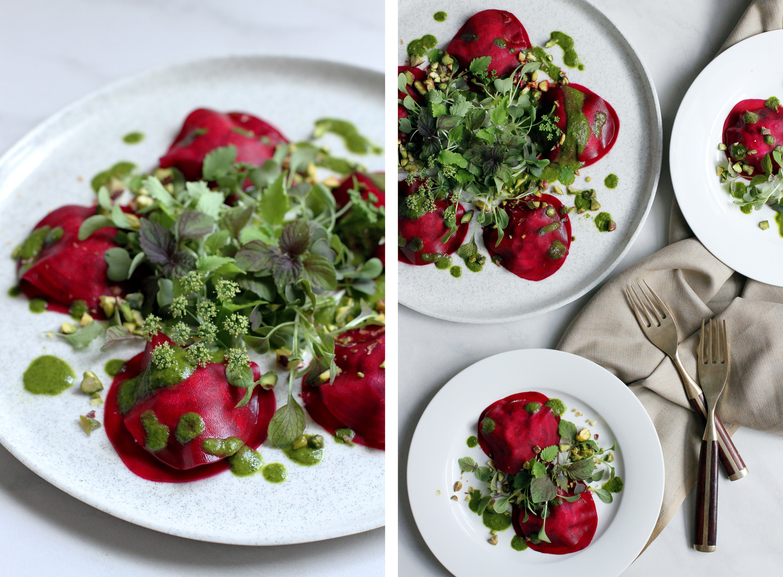 Valentine Beetroli⎜The Botanical Kitchen