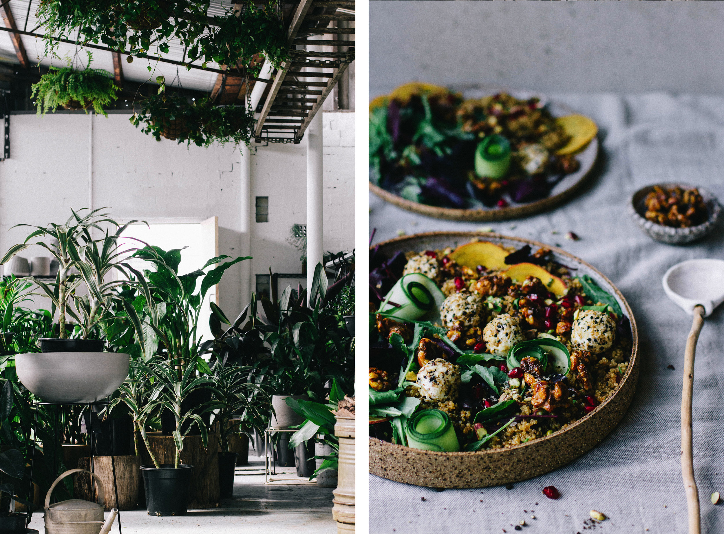 The Gathering Table⎜The Botanical Kitchen