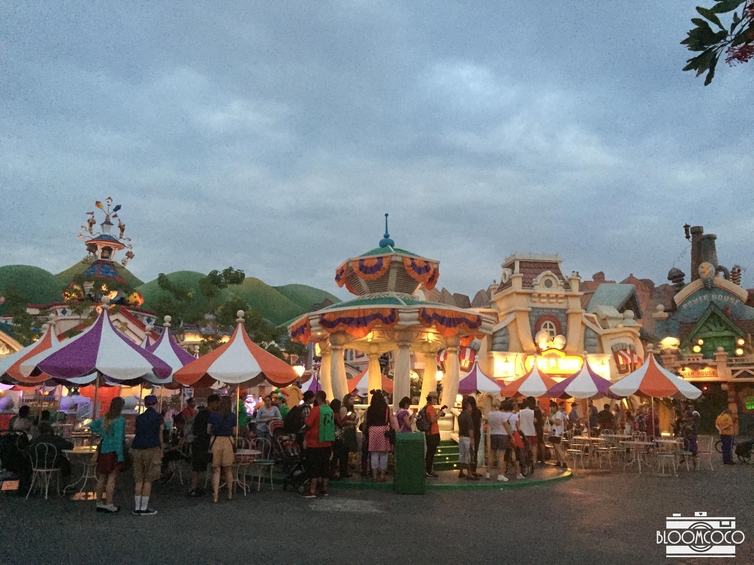 Mickey's Disneyland Party at Disneyland Park