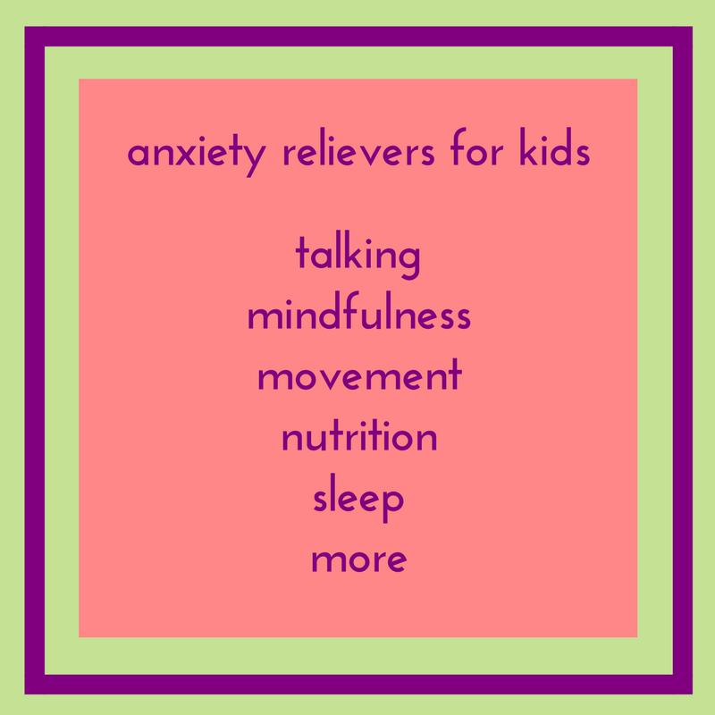 Anxiety Relievers