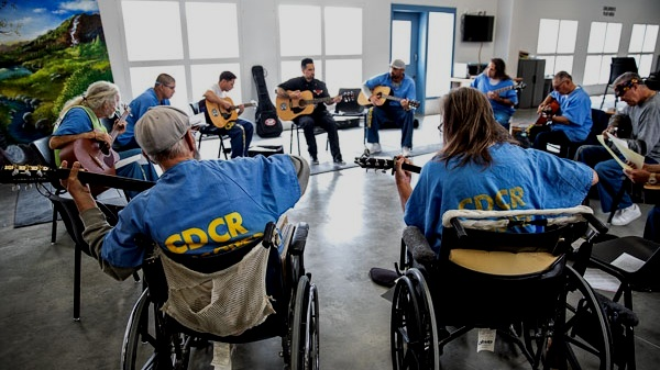 Jail Guitar Doors - Rehabilitative Songwriting in State Prison