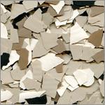 1/4 inch epoxy garage floor chip