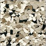 1/8 inch epoxy garage floor chip
