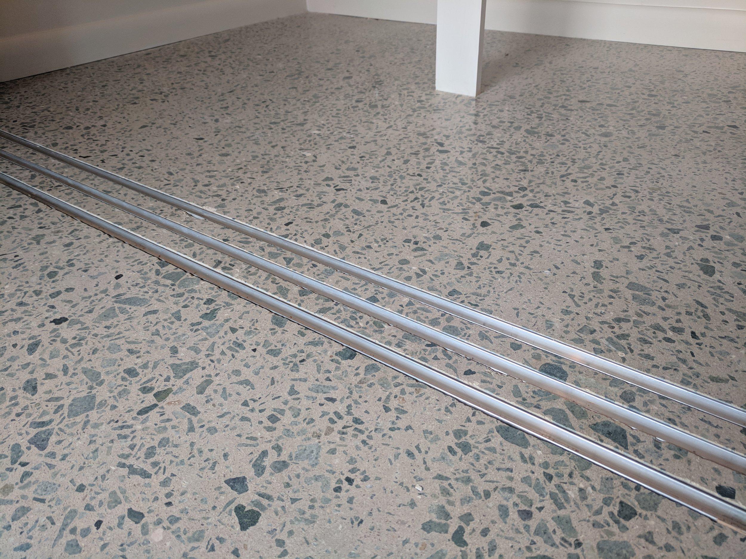 Polished Concrete Flooring Details