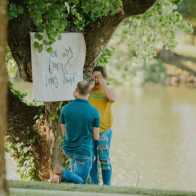 As a photographer I get to know all the secrets.  Including who's expecting, who's going to be proposed to...its a fun secret to keep. :) Can not wait for these two to tie the knot soon!!!! . . . . . . . . . . . #somewhatphotography #roysecityphotographer #Greenvilletxphotographer #dfwphotographer #tribearchipelago #instagood #instadaily #instadfw #weddingseason #proposal #surprises #soontobemrs #engaged #justengaged #weddingphotographer #shesaidyes #easttexasphotographer #easttexasweddings #capturelove