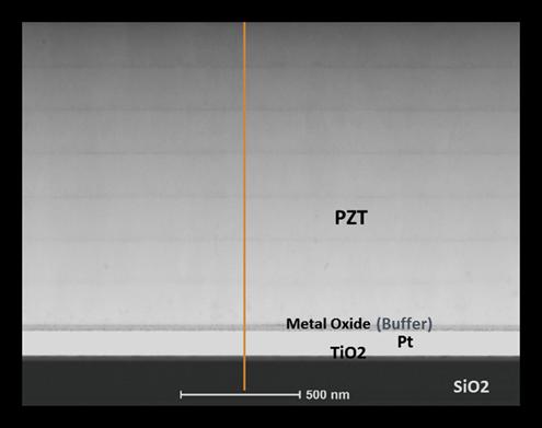 "PZT gradient analysis with TEM by Silex [       Normal   0           false   false   false     EN-GB   X-NONE   X-NONE                                  MicrosoftInternetExplorer4                                                                                                                                                                                                                                                                                                                                                                                                                                                                                                                                                                                                                                                                                                                                                                                                                                    /* Style Definitions */  table.MsoNormalTable {mso-style-name:""Table Normal""; mso-tstyle-rowband-size:0; mso-tstyle-colband-size:0; mso-style-noshow:yes; mso-style-priority:99; mso-style-parent:""""; mso-padding-alt:0cm 5.4pt 0cm 5.4pt; mso-para-margin:0cm; mso-para-margin-bottom:.0001pt; mso-pagination:widow-orphan; font-size:10.0pt; font-family:""Times New Roman"",serif;}      S. Nik et al ""   TEM microstructural characterization of metOx/Pt/TiO2 electrode template and its effect on gradient free dense sol - gel (100) PZT films "", published at Piezo-MEMS 2016, Grenoble France, May 24-25 2016]"