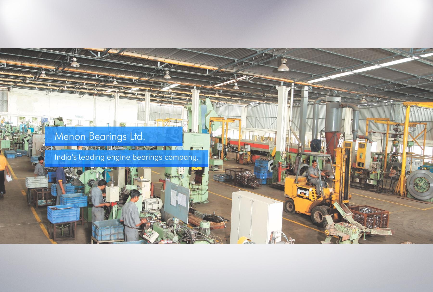 Menon Bearings Ltd