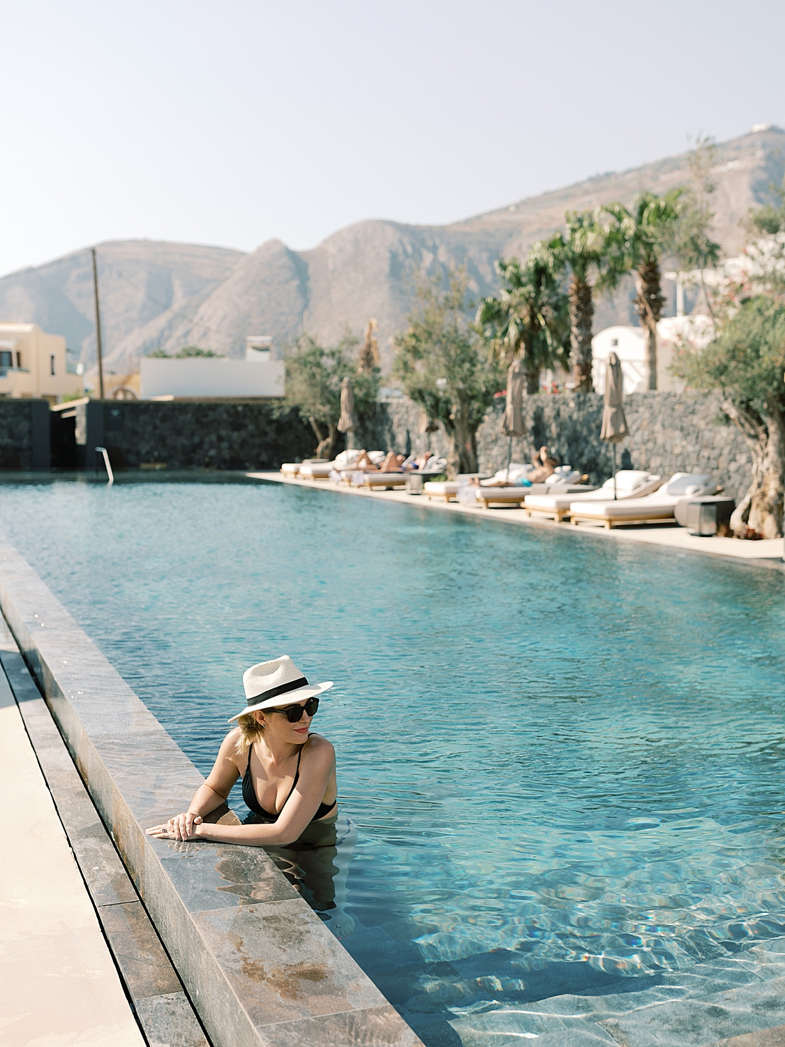 - We spent six fantastic days exploring ruins, hiking coastlines, diving into the Mediterranean Sea and swimming in infinity pools.
