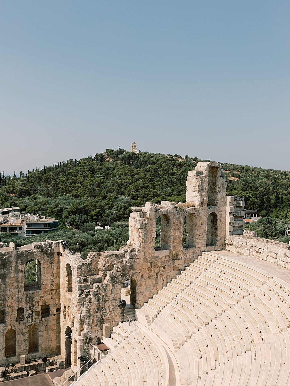 - You won't want to miss The Acropolis and The Acropolis Museum, which are the two most famous places in the entire city.