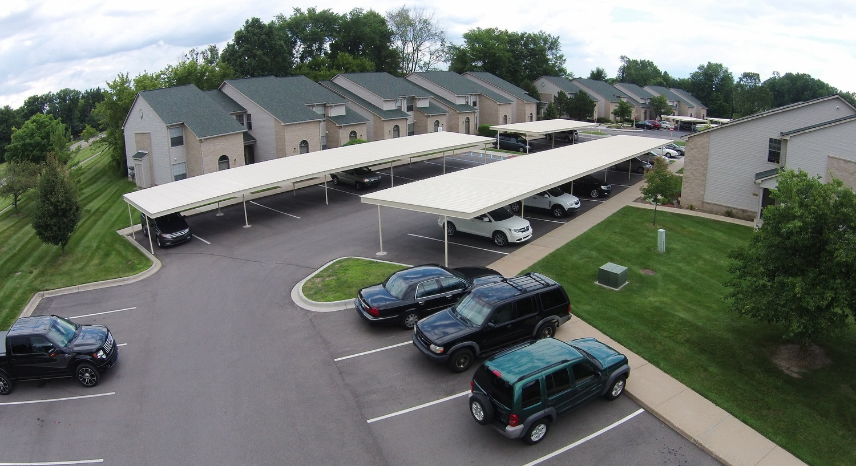 Flat Carport Structures Corp