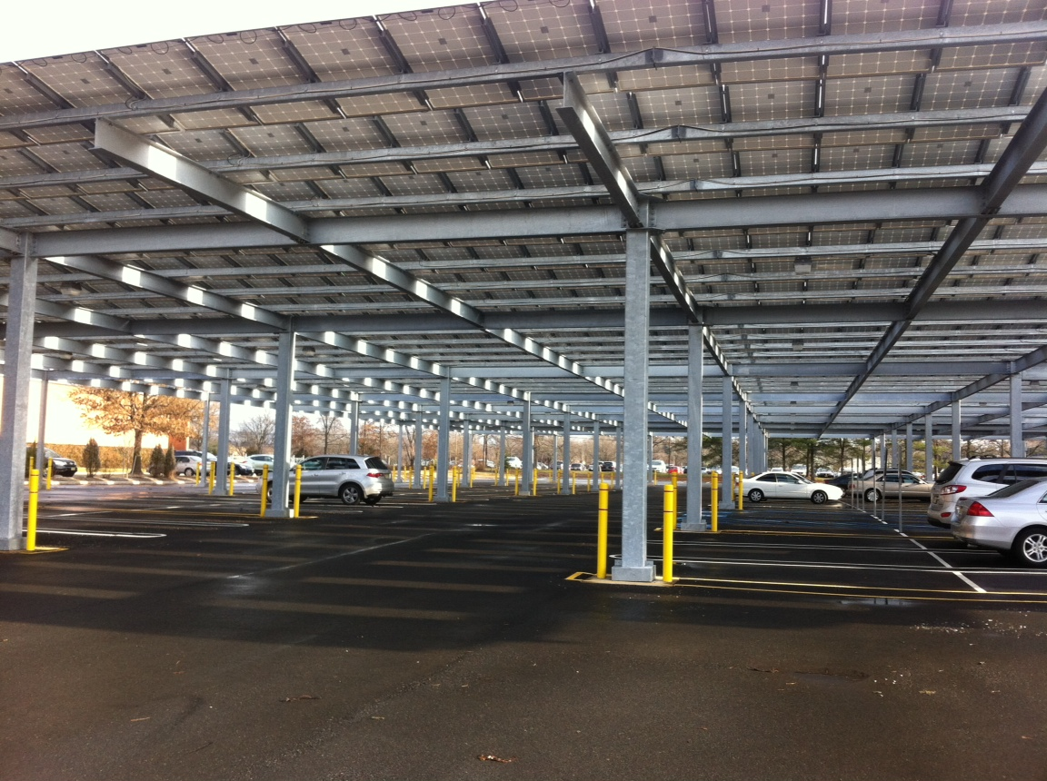Deutsche Bank - Solar Carport 1