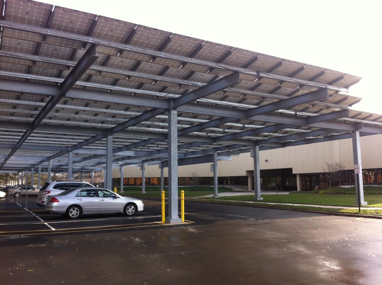 Deutsche Bank - Solar Carport 2