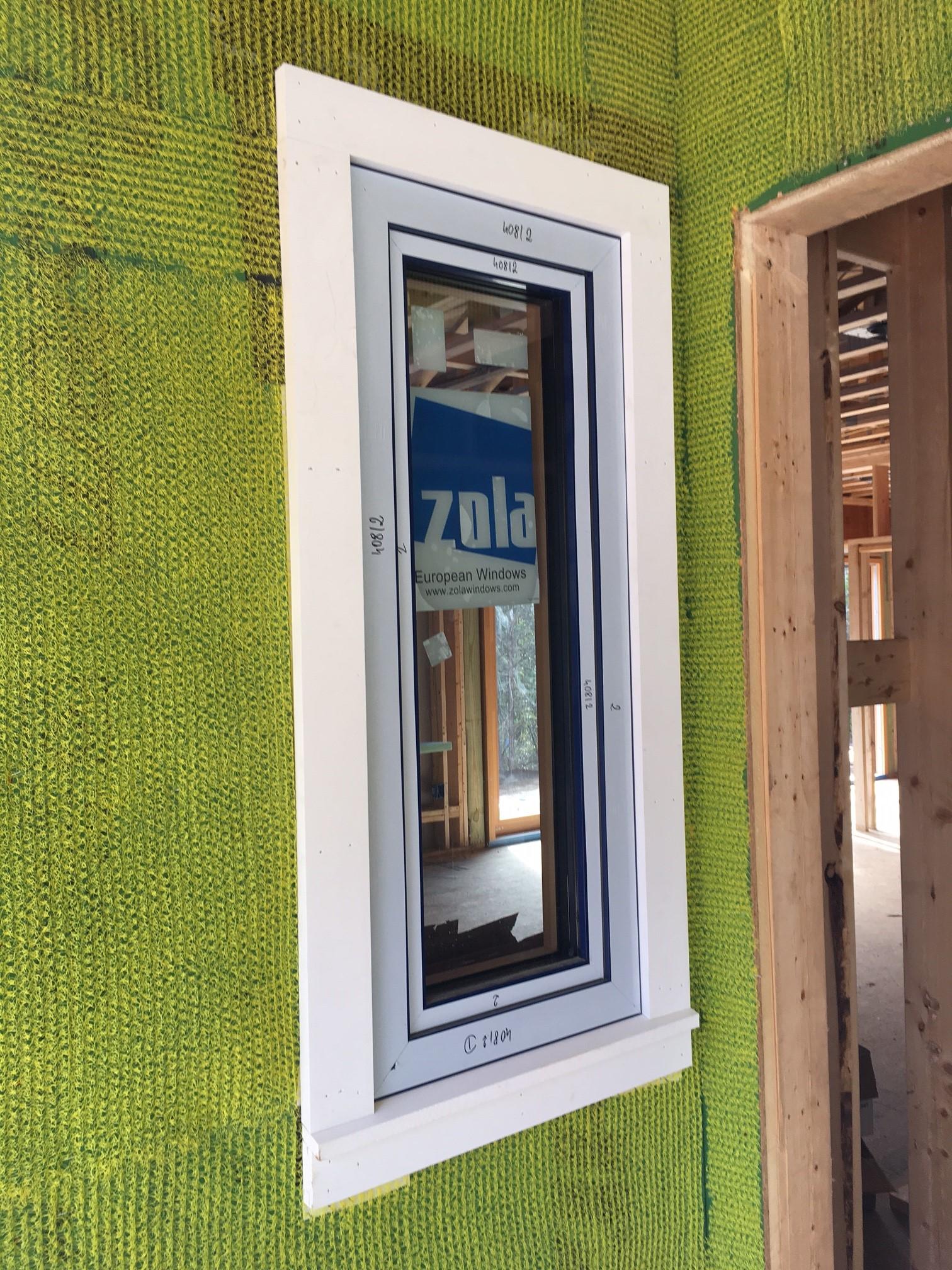 Zola Window and B. Obdyke 'Homeslicker'