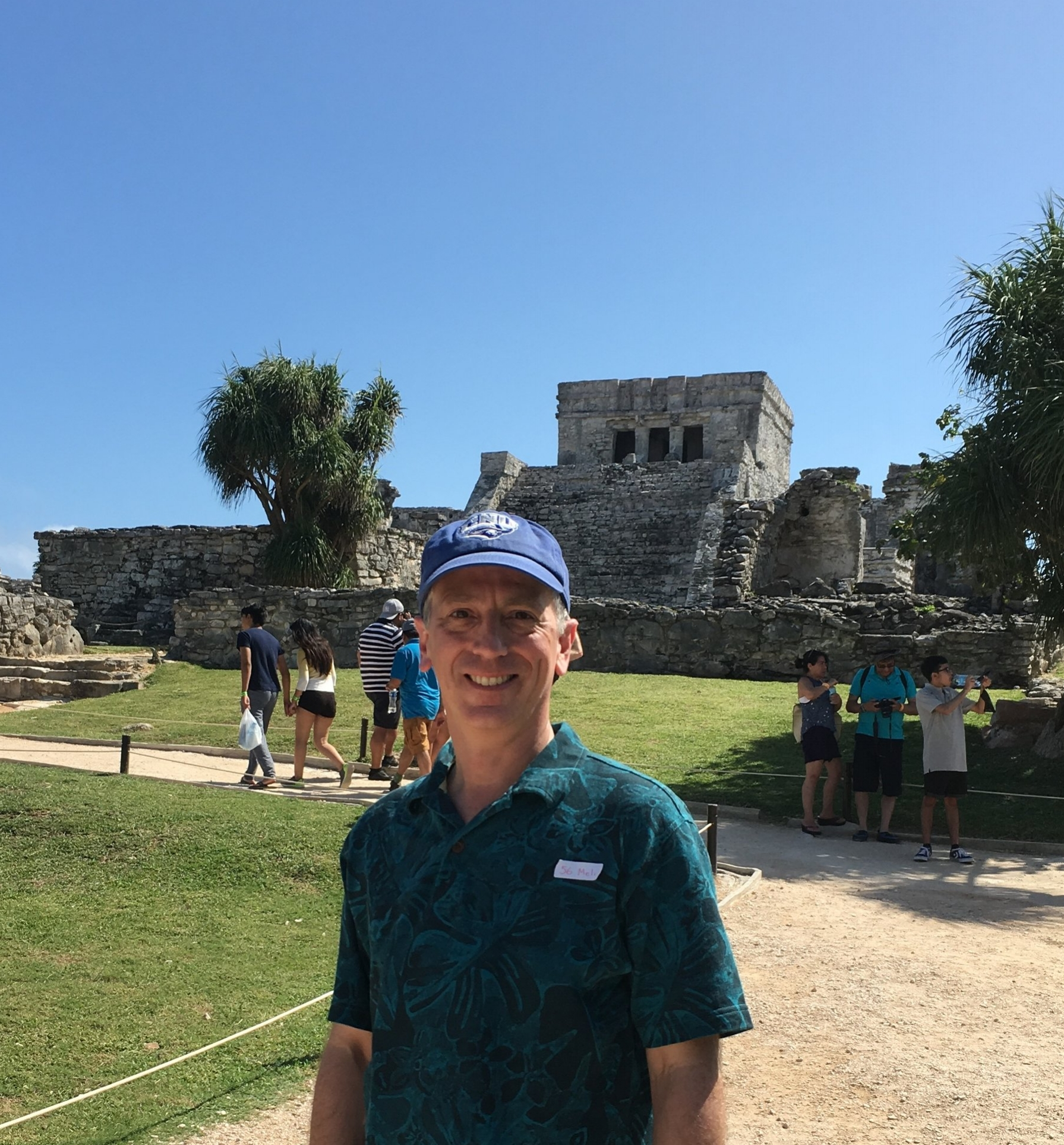 JB Sties / Recent trip to the Mayan ruins at Tulum, Mexico.