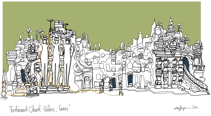 Ferdinand Cheval's Ideal Palace