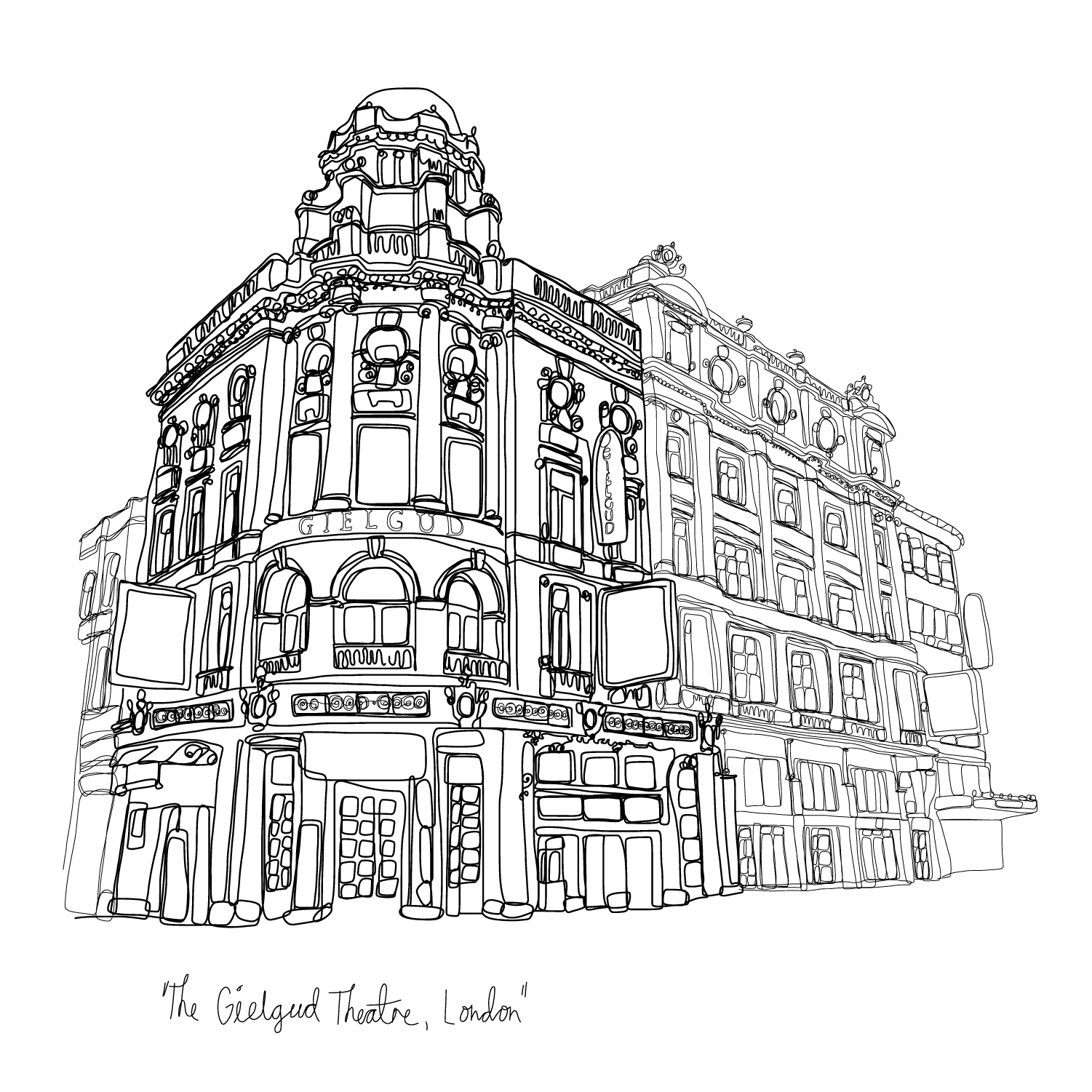 The Gielgud Theatre, London