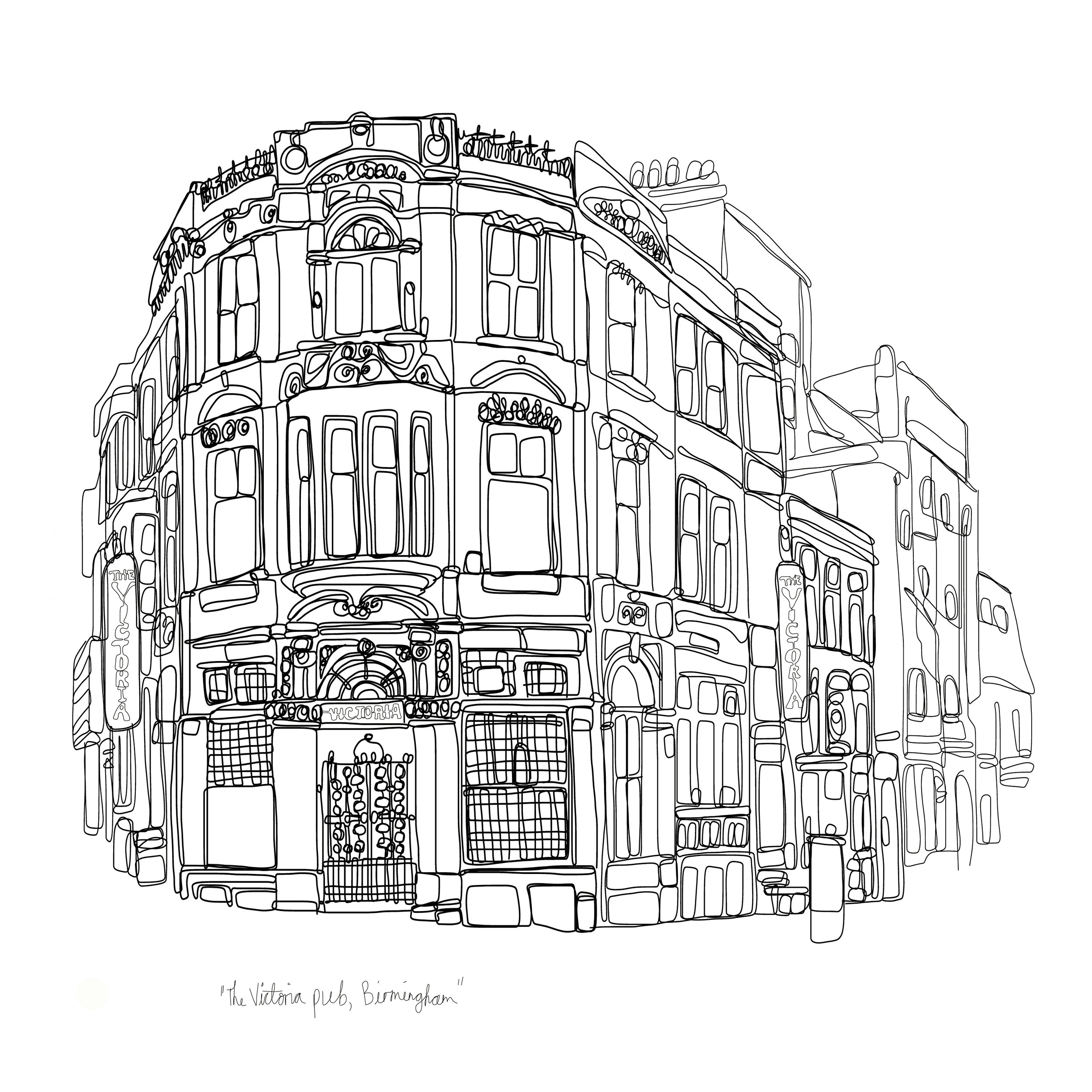 The Victoria Pub, Birmingham