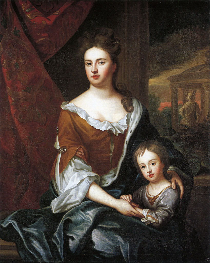 Anne and Her Son William