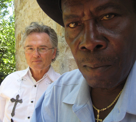 Ron Hall and Denver Moore in 2009.  http://www.samekindofdifferentasme.com