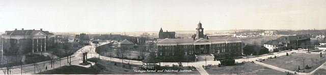 Tuskegee Normal and Industrial Institute (c. 1916)