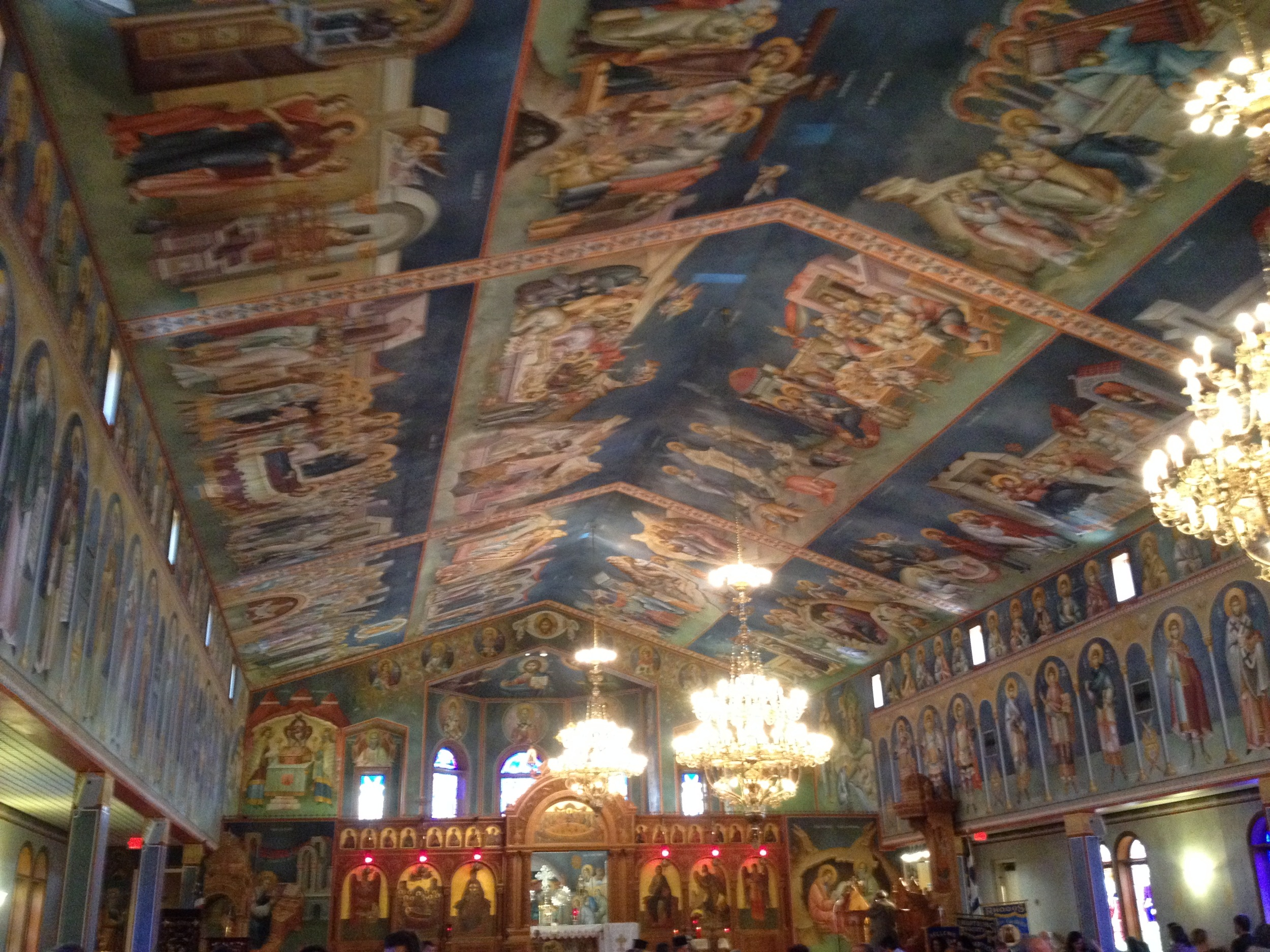 Assumption Greek Orthodox Church, St. Louis, Missouri