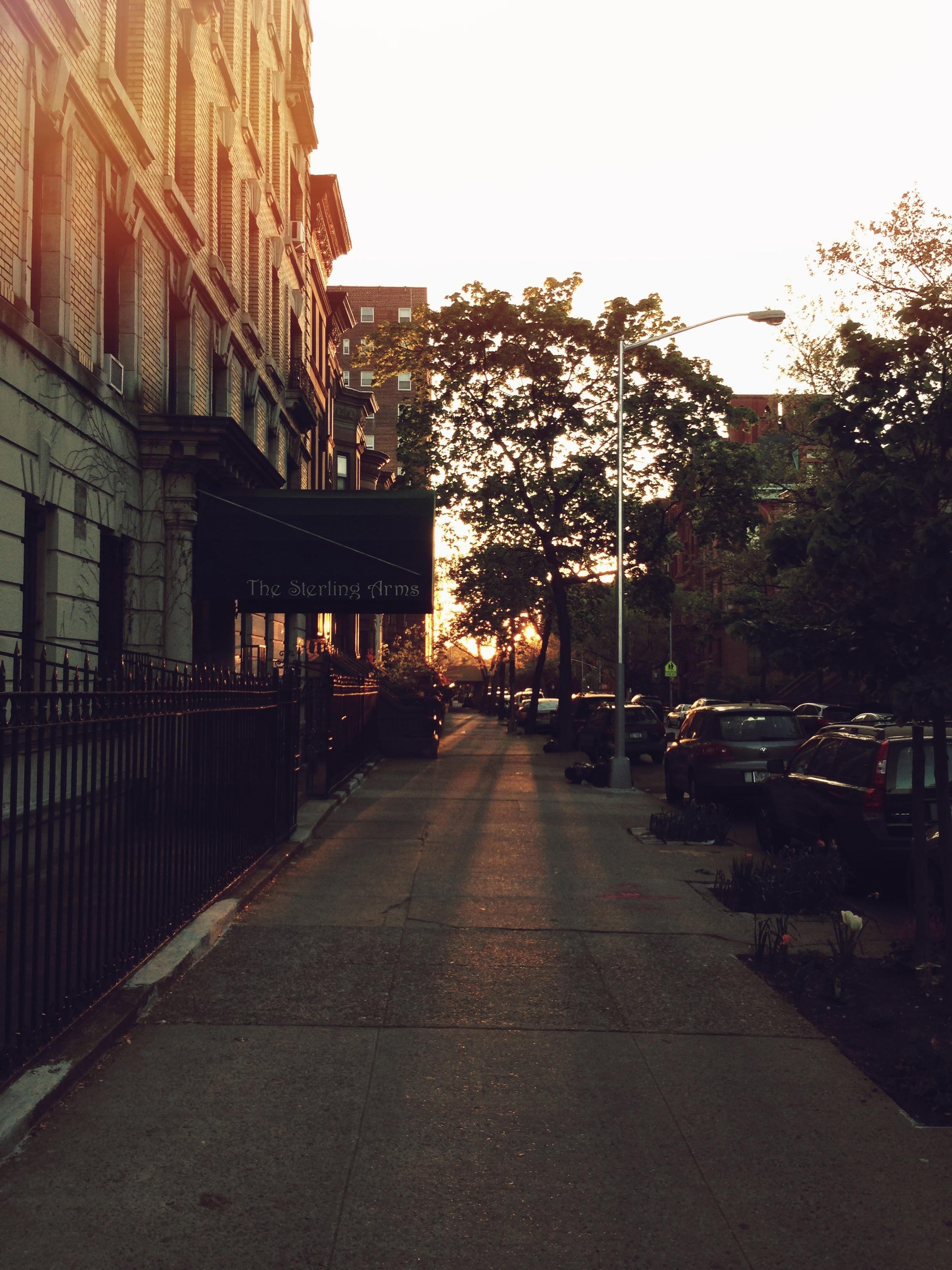 Brooklyn, NY, 5/3/13