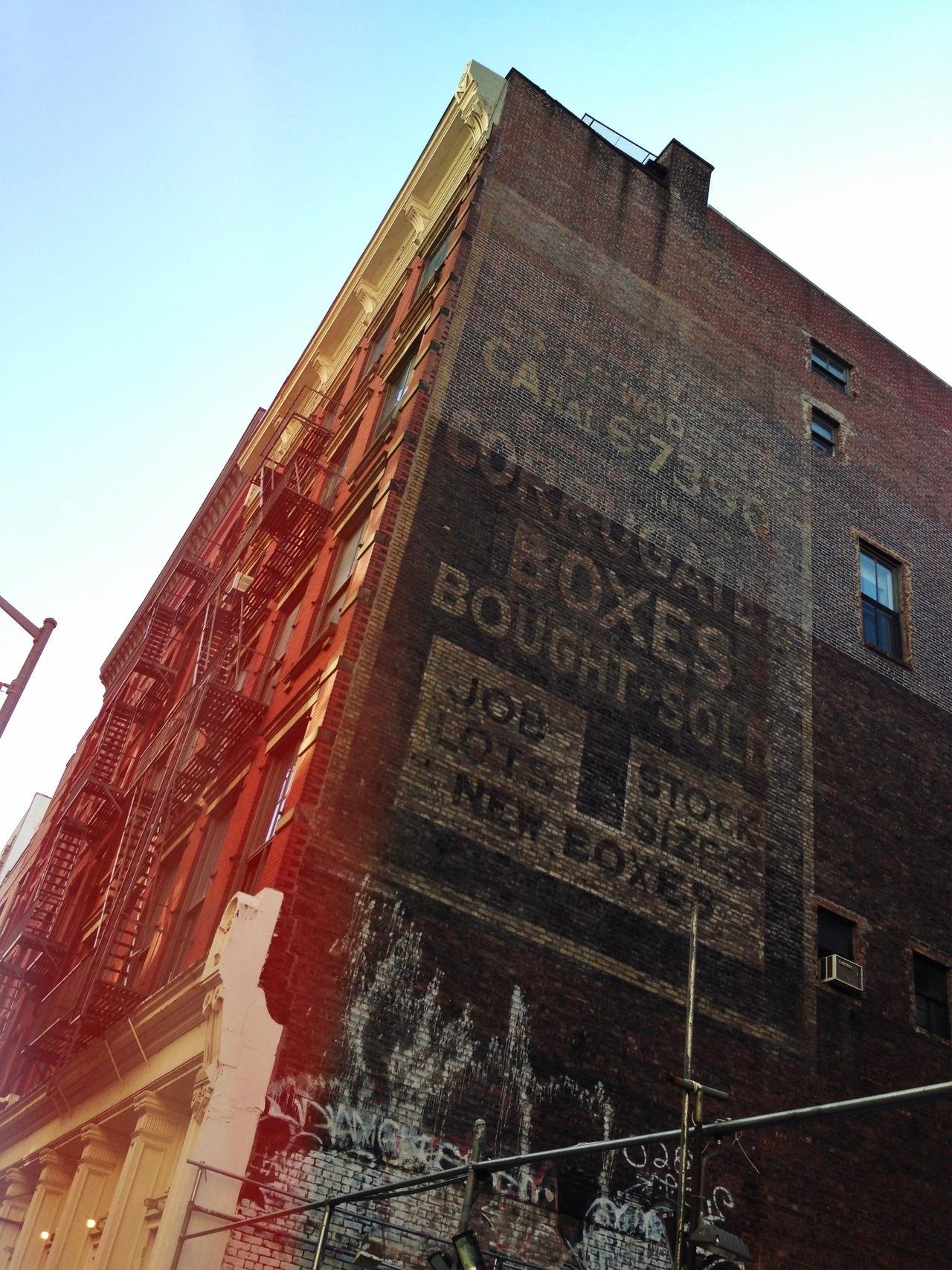 Soho, NYC, 5/4/13