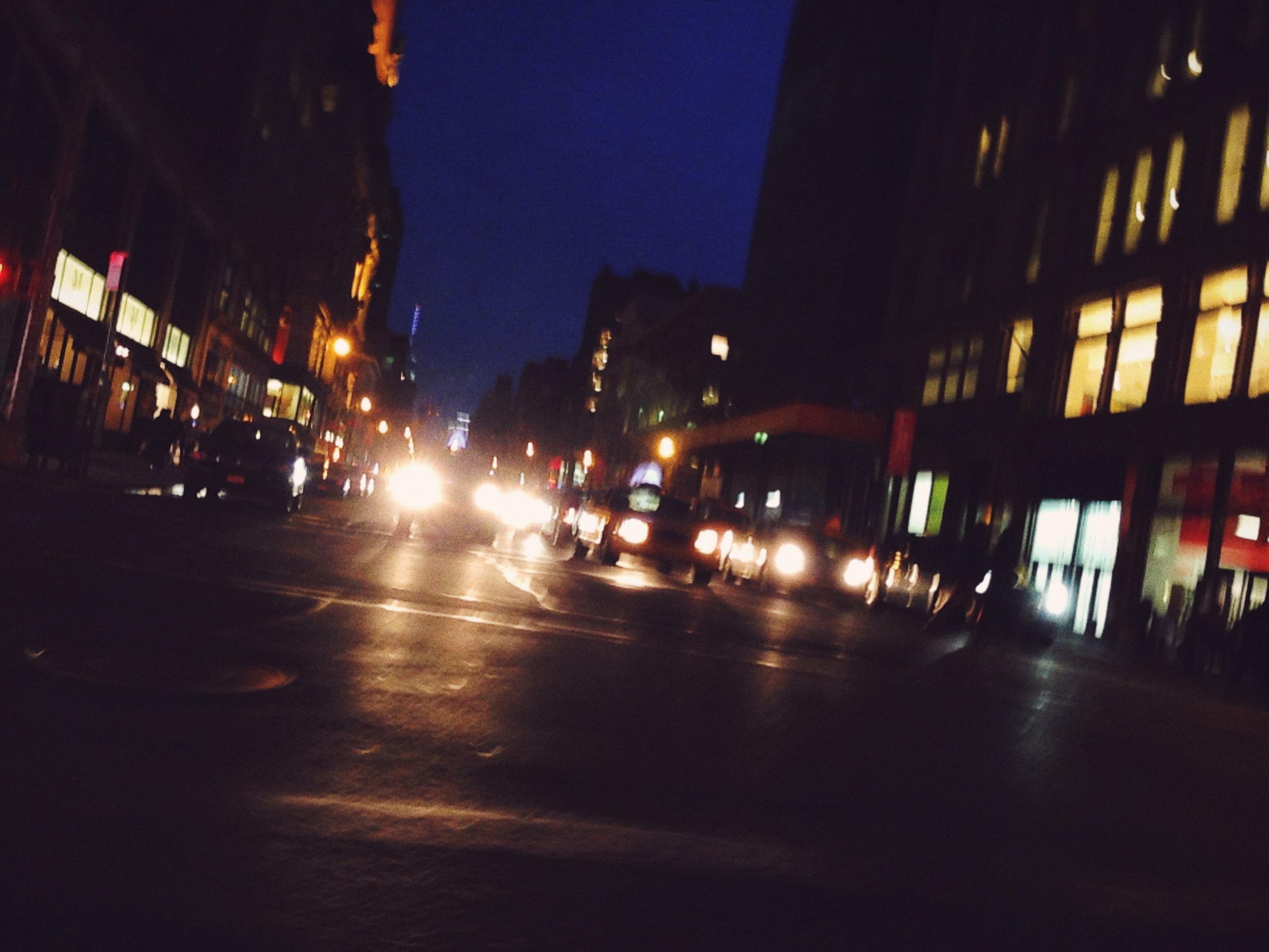 Flatiron, NYC, 3/28/14