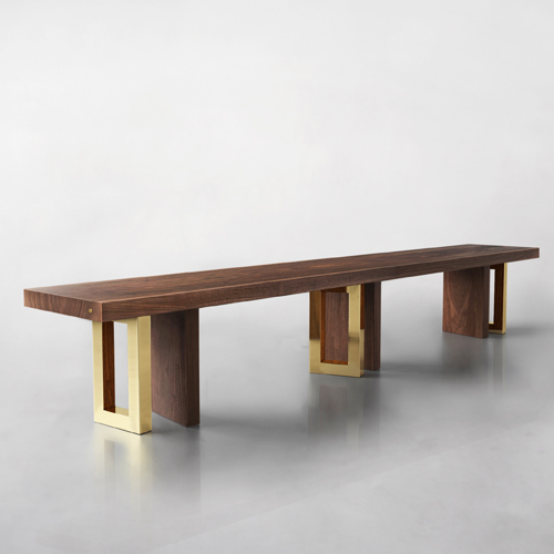 Bench - from € 2.600
