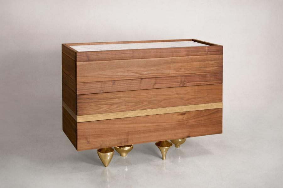 Il Pezzo 1 Dresser