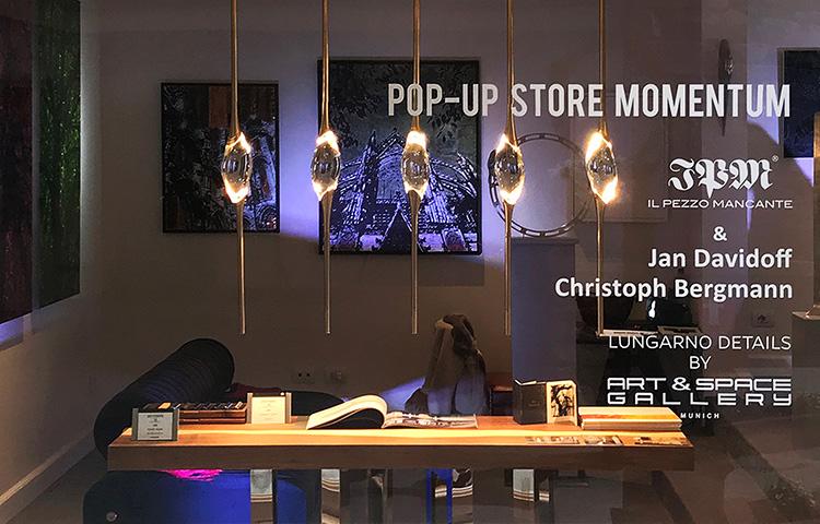 Pezzo Mancante at Pop-Up Store Momentum, Lungarno Details