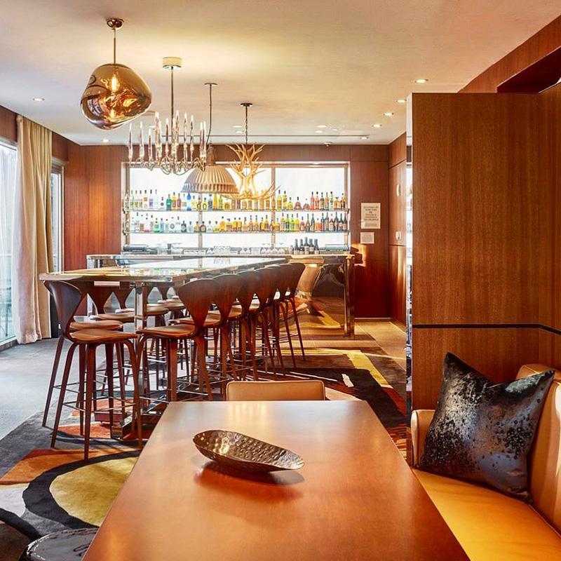 Mondrian Hotel by Philippe Starck, New York.