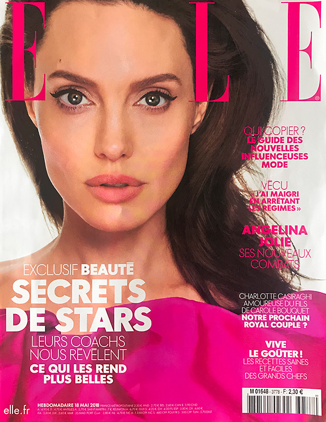 Il Pezzo Mancante featured in Elle France
